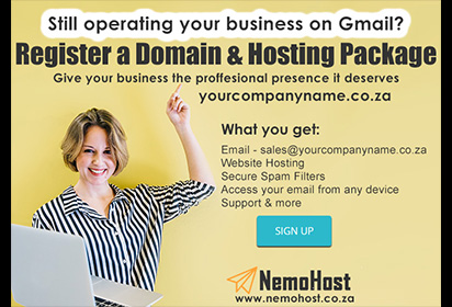 Sign Up on NemoHost