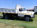 Nissan diesel tipper truck for your business.