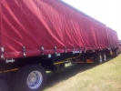 Tautliner trailers